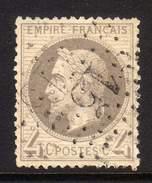 FRANCE - YT 26 OBLITERATION ETOILE DE PARIS 15