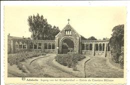 Adinkerke Ingang Van Het Krijgkerkhof - De Panne