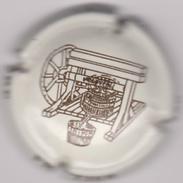 Capsule Cidre ( FROTTIER , Cidre De Bourgogne , Petite Capsule ) * {S09-17} * - Capsules & Plaques De Muselet
