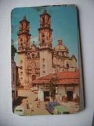 Mexico Taxco Iglesia De Santa Prisca - Mexico