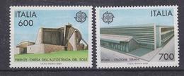 Europa Cept 1987 Italy 2v  ** Mnh (35030)
