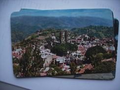 Mexico Taxco Vista Panoramica Guerrero - Mexico