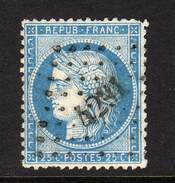 FRANCE - YT 12  OBLITERATION PC GC 4291