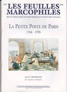 La Petite Poste De Paris - Philately And Postal History