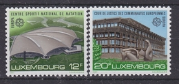 Europa Cept 1987 Luxemburg 2v  ** Mnh (35030B)