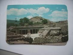 Mexico Templo De Las Mariposas San Juan Teotihuacan - Mexico