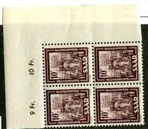 W4166  Saar 1953  Michel #272** ( 1.60€ )  Offers Welcome. - 1947-56 Occupation Alliée