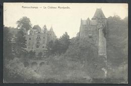 +++ CPA - REMOUCHAMPS - Le Château Montjardin  //