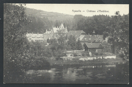 +++ CPA - AYWAILLE - Château D'Amblève  //