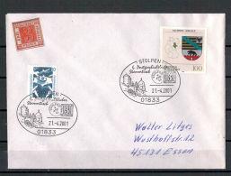 BRD, SSt Stolpen - 6. Postgeschichtlicher Stammtisch 21.04.2001 - Non Classificati