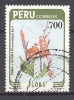 PERU 1984: YT 783, O - FREE SHIPPING ABOVE 10 EURO