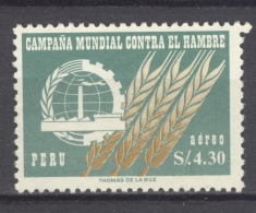 PERU 1963: YT 464, O - FREE SHIPPING ABOVE 10 EURO