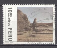 PERU - AEREO 1974: YT PA 373, O - FREE SHIPPING ABOVE 10 EURO