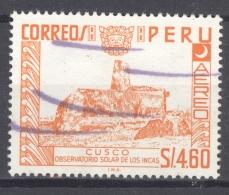 PERU - AEREO 1967: YT PA 212, O - FREE SHIPPING ABOVE 10 EURO