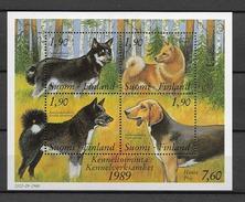 1989 MNH Finland Block 5