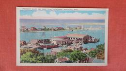 Massachusetts > Nantucket  Steamboat Wharf   -ref-2501 - Nantucket
