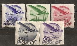 Russia Soviet Union RUSSIE USSR 1934  Avia Plane