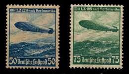 3. REICH 1936 Nr 606X-607X Postfrisch X77D422 - Germany
