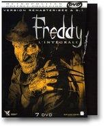 Dvd Zone 2 Freddy  L'intégrale Édition Coffret Collector Limitée Metropolitan Vf+Vostfr - Horror