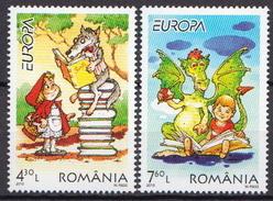 Romania MNH Europa Set