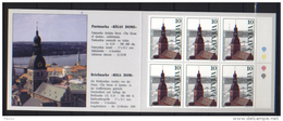 Lettonia 1998 Unif. 456 Libretto **/MNH VF - Lettonie