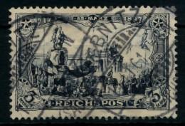 D-REICH GERMANIA Nr 65II Gestempelt X784A1E