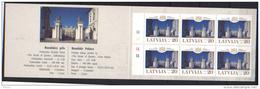 Lettonia 1999 Unif. L483 **/MNH VF - Lettonie
