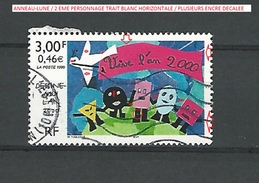 1999  N° 3260  OEUVRE DE MORGANE TOULOUSE 9 ANS  PHOSPHORESCENTE DESCRIPTION