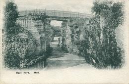 EAST YORKS - HULL - EAST PARK 1906  Ye346 - Hull