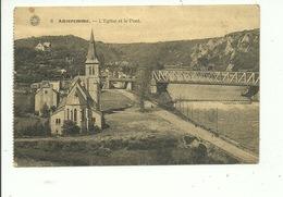 Anseremme L'Eglise Et Le Pont