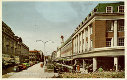 EAST YORKS - HULL - PARAGON STREET  Ye381 - Hull