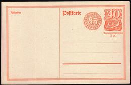 Germany Deutsches Reich / Ganzsache Postal Stationery - Postwaardestukken