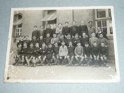Rare Ancienne Photographie Photo Ecole Classe 1938, Sandillon Loiret 45, Enfants, Instituteurs - Photographs