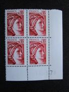 France. Coin Daté 13/03/1978. YT. 1965 **. Sabine De David.