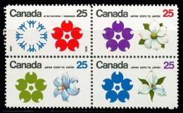 Canada (Scott No. 511ap - Expo D'Osaka) [**] Phosphore - 1952-.... Règne D'Elizabeth II