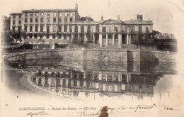 SAINT CLOUD - Ruines Du Palais - Saint Cloud