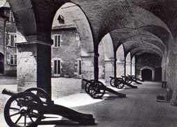 38 Chateau De VIRIEU XI° XVIII°s La Galerie Des Canons Louis XIII
