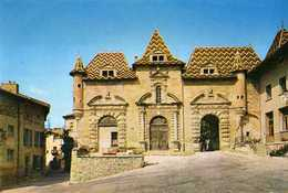 38 ST ANTOINE Alt 300m L'entree Monumentale De L'Abbaye