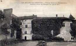 38  LA BALME LES GROTTES Vieux Chateau D'Amberieu Rendez Vous De Chasse De Louis Xv