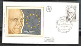FDC  ROBERT SCHUMAN - 1970-1979