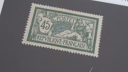 LOT 344679 TIMBRE DE FRANCE NEUF** N°143 VALEUR 120 EUROS