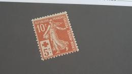 LOT 344683 TIMBRE DE FRANCE NEUF** N°147 VALEUR 100 EUROS