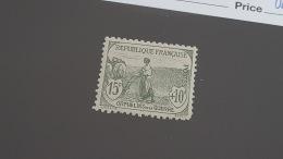 LOT 344684 TIMBRE DE FRANCE NEUF** N°150 VALEUR 125 EUROS