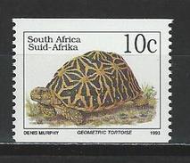 Südafrika Mi 893 II ** MNH Psammobates Geometricus