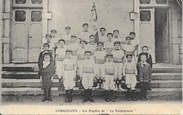 """CORGOLOIN - Les Pupilles De """"La Persévérante"""" - Autres Communes"""