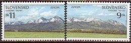 SLOVAQUIE SLOVAKIA SLOVAKEI EUROPA CEPT 1999 Set Neuf/mint