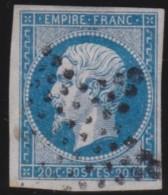 France    .     Yvert   .    14A        .        O       .       Oblitéré   .     /    .   Cancelled