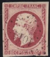 France    .     Yvert   .    17 A      .        O       .       Oblitéré   .     /    .   Cancelled