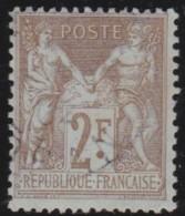 France    .     Yvert   .      105       .        O       .       Oblitéré   .     /    .   Cancelled