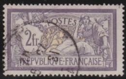 France    .     Yvert   .      122      .        O       .       Oblitéré   .     /    .   Cancelled